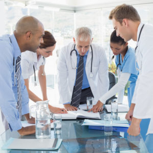 Group Physician Training